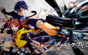 Black Bullet Desktop