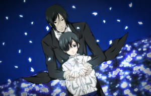 Black Butler Wallpaper For Laptop