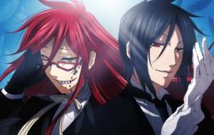 Black Butler For Desktop