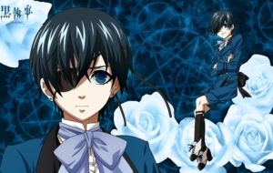 Black Butler Wallpaper For Windows