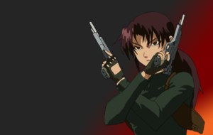 Black Lagoon Desktop