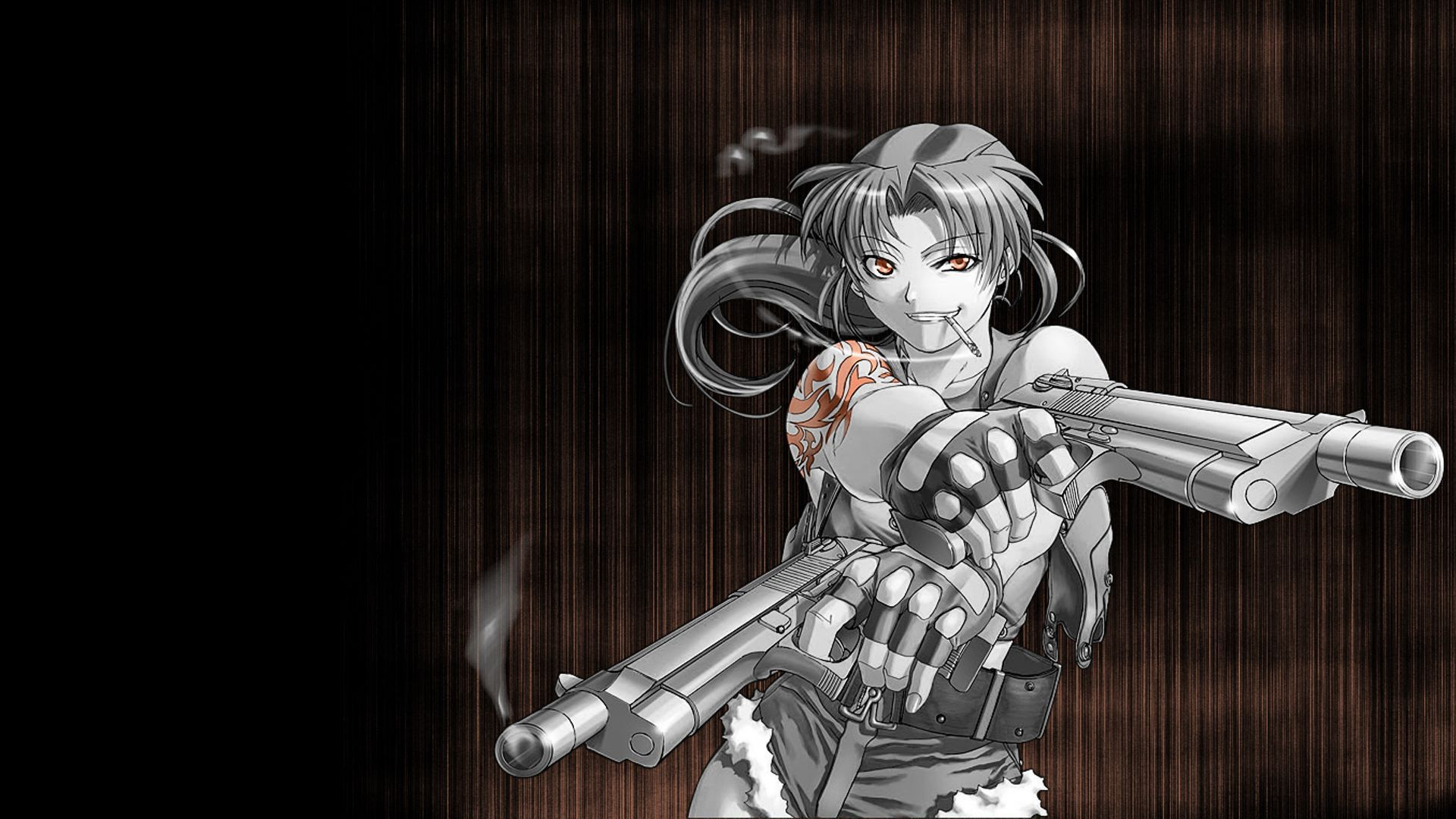 Black Lagoon Wallpapers Backgrounds