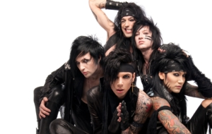 Black Veil Brides Computer Wallpaper