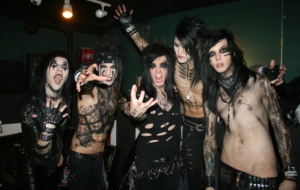 Black Veil Brides Desktop