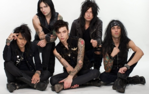 Black Veil Brides HD Background