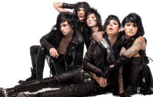 Black Veil Brides Widescreen