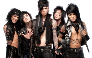 Black Veil Brides For Desktop