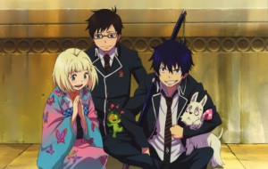 Blue Exorcist Desktop