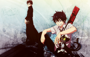 Blue Exorcist Desktop Wallpaper