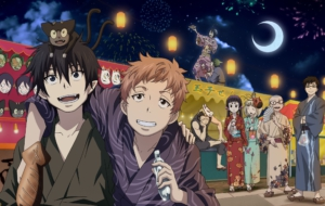 Blue Exorcist Full HD