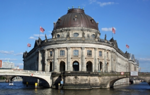Bode Museum Background