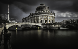 Bode Museum For Desktop Background