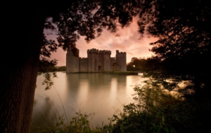 Bodiam Castle Desktop Images