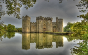Bodiam Castle HD
