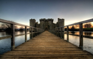 Bodiam Castle HD Wallpaper