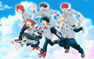 Boku No Hero Academia Download Free Backgrounds HD