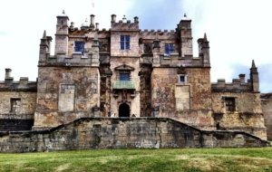 Bolsover Castle Background