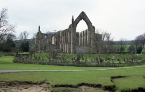 Bolton Priory HD Background