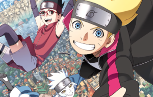 Boruto Desktop Wallpaper