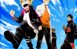 Boruto Download Free Backgrounds HD