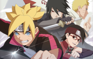 Boruto For Desktop Background