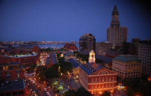 Boston Background