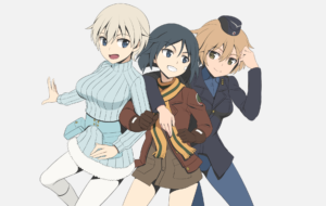 Brave Witches HD Wallpaper