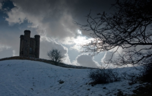 Broadway Tower, Worcestershire Background