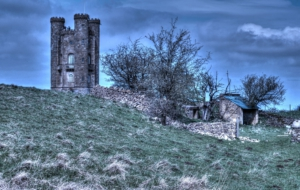 Broadway Tower, Worcestershire HD Desktop
