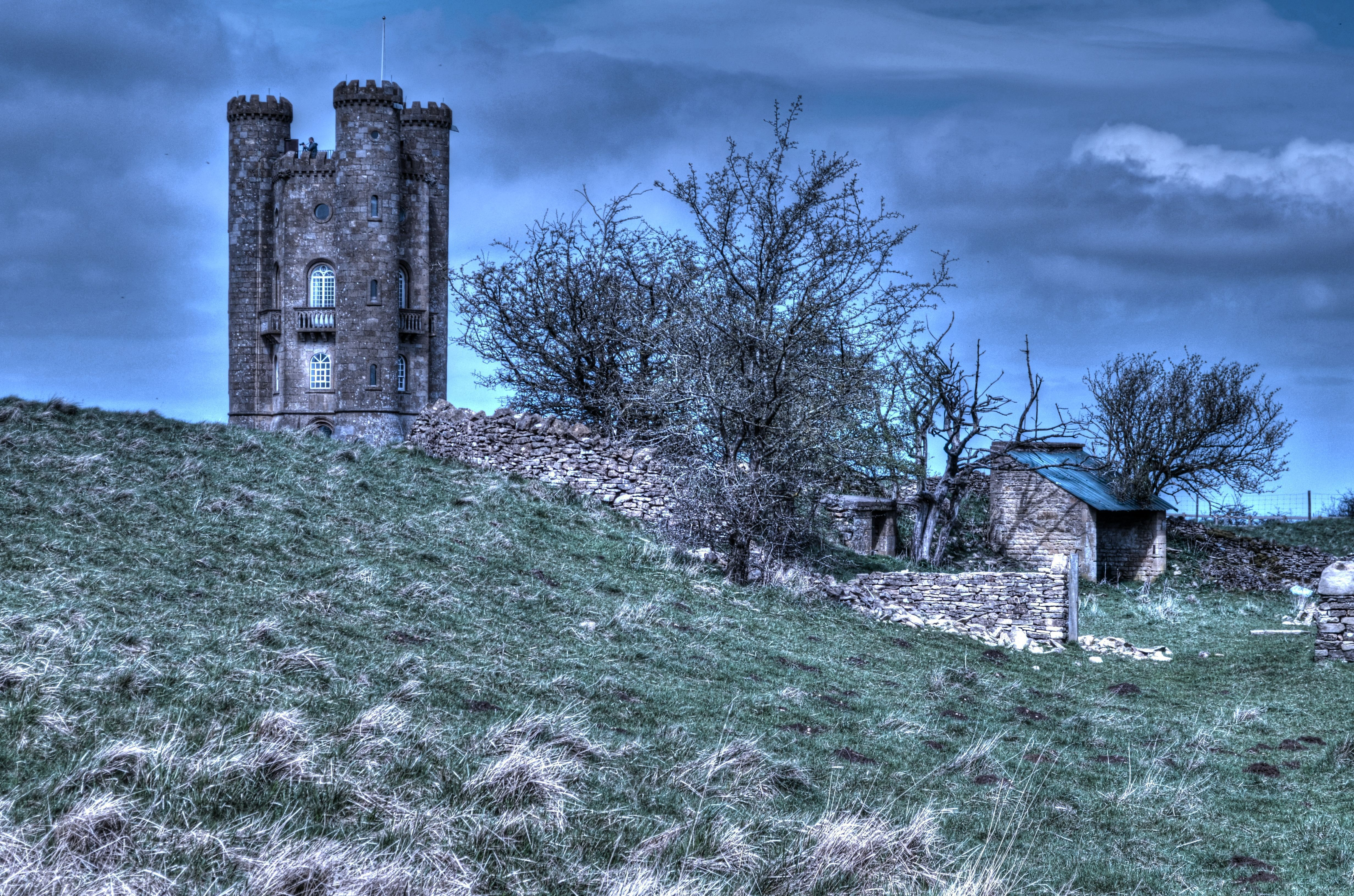 The Auto Palace >> Broadway Tower, Worcestershire Wallpapers Backgrounds