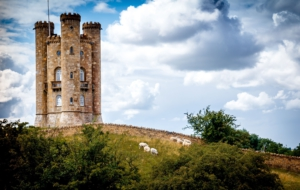 Broadway Tower, Worcestershire For Desktop