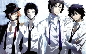 Bungou Stray Dogs Background