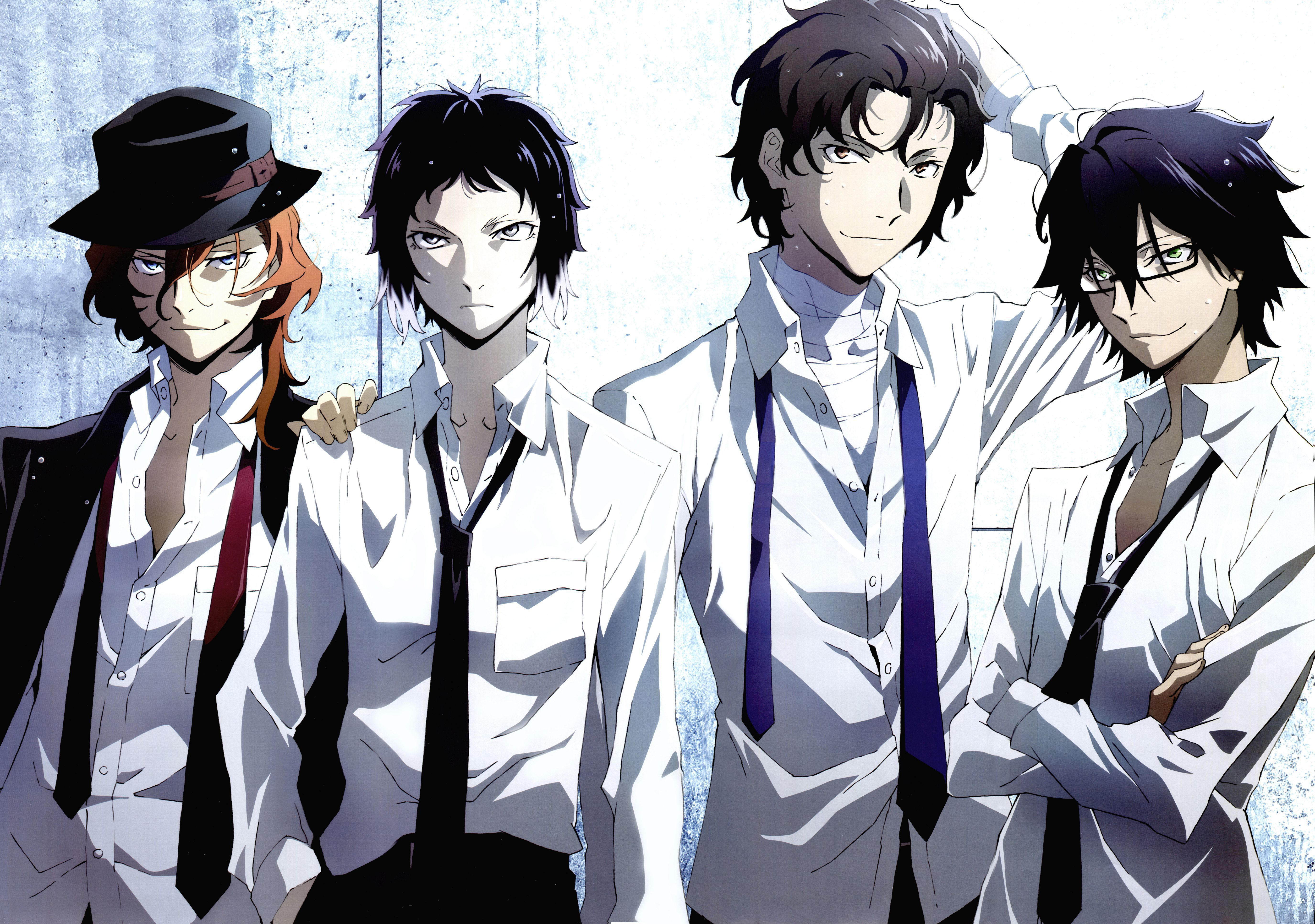 Bungou Stray Dogs Wallpapers Backgrounds
