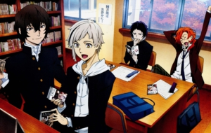 Bungou Stray Dogs HD Wallpaper