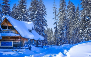 Cabin Free HD Wallpapers