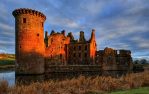 Caerlaverock Castle Download