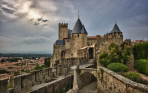 Carcassonne Background