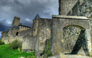 Carcassonne HD Background