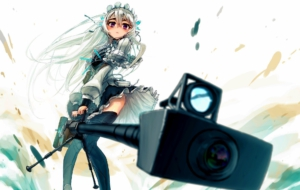 Chaika The Coffin Princess Widescreen