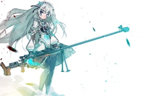Chaika The Coffin Princess For Desktop