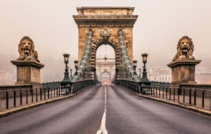 Chain Bridge High Quality Wallpapers