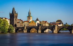 Charles Bridge Background