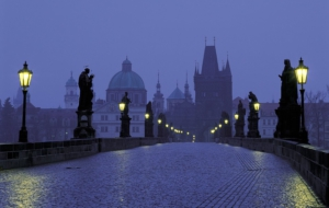 Charles Bridge Computer Wallpaper