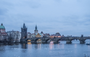 Charles Bridge HD Wallpaper