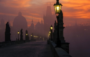Charles Bridge Photos