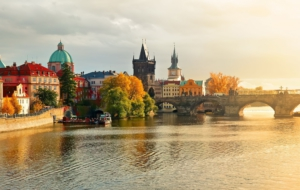 Charles Bridge Wallpaper