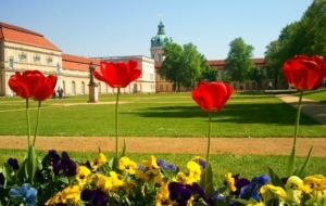 Charlottenburg Palace Background