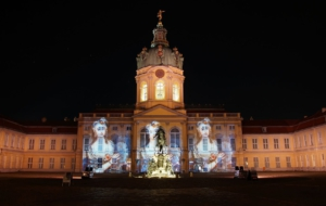 Charlottenburg Palace Computer Backgrounds