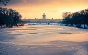 Charlottenburg Palace HD Desktop