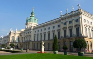Charlottenburg Palace For Desktop